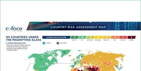 COUNTRY RISK ASSESSMENT MAP - OCTOBER 2019