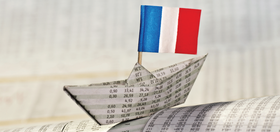 Corporate insolvencies in France:micro-entreprises in the wave's trough
